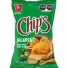 Chips Jalapeño 170 gr.