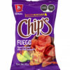 Chips Fuego 170 gr.