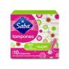Tampones Saba Super Plus 10 PZAS